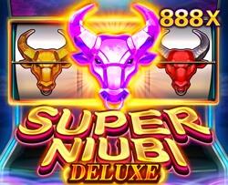 สล็อตแตกง่าย JDB SUPER NIUBI DELUXE ทดลองเล่นฟรี
