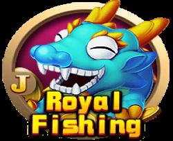 เกมยิงปลา ROYAL FISHING