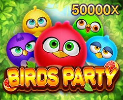 สล็อต JDB BIRDS PARTY