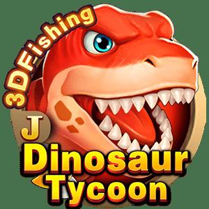 เกมยิงไดโนเสาร์ JILI DINOSAUR TYCOON