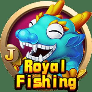 เกมยิงปลา JILI ROYAL FISHING