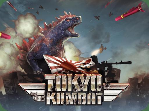 ก็อตซิลล่า ตัวจริง เกมยิงก็อตซิลล่า เกมยิงปลา GMT TOKYO KOMBAT