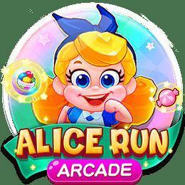 ALICE RUN ทดลองเล่นฟรี อลิซรัน CQ9