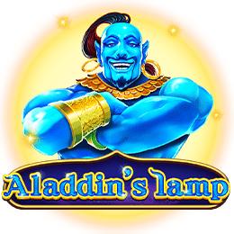 สล็อต CQ9 Aladdin's lamp