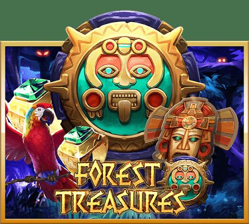 สล็อต JOKER Forest Treasure