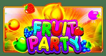 สล็อต PP Fruit Party