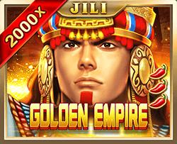 สล็อตอาณาจักรทองคำ GOLDEN EMPIRE ค่าย JILI