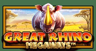 สล็อต PP Great Rhino Megaways