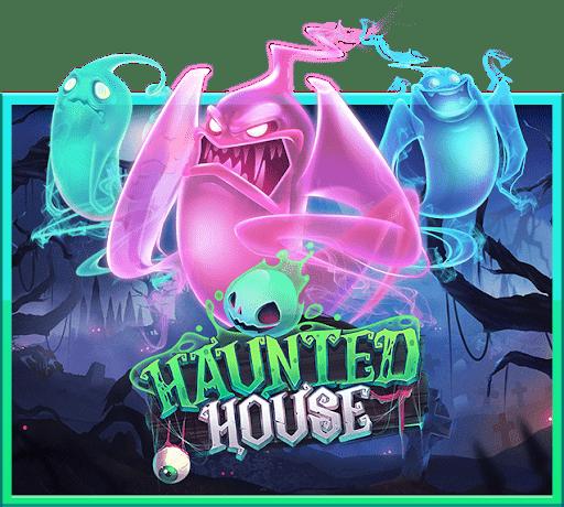 สล็อต JOKER Haunted House