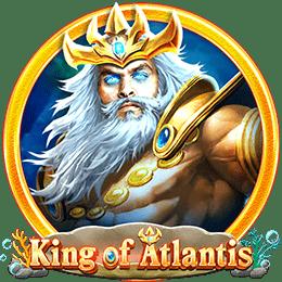 สล็อต CQ9 King of Atlantis