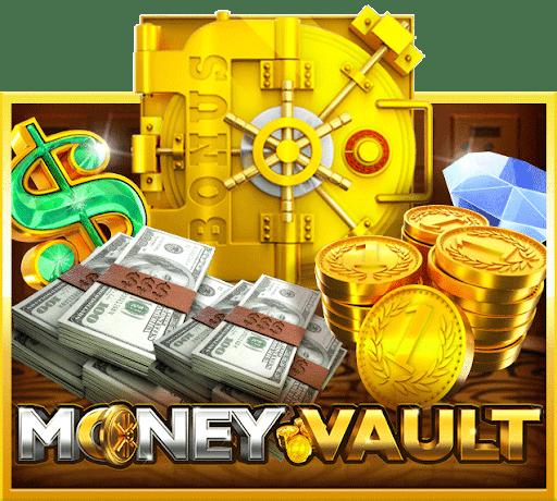 สล็อต JOKER Money Vault