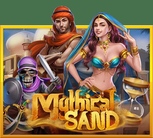 สล็อต JOKER Mythical Sand