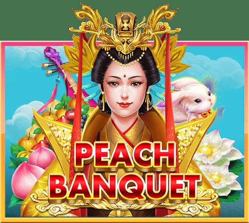 สล็อต JOKER Peach Banquet