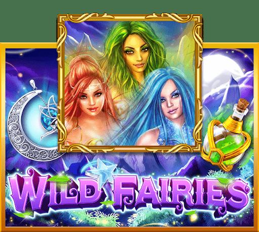 สล็อต JOKER Wild Fairies