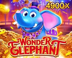 ทดลองเล่นสล็อต JDB Wonder Elephant
