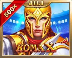 สล็อตโรม่าเอ็กซ์ ROMA X ค่าย JILI