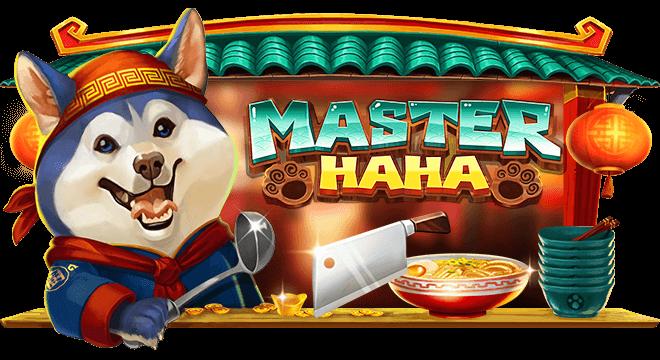 สล็อตเชฟหมาฮาฮาทำกับข้าว MASTER HAHA