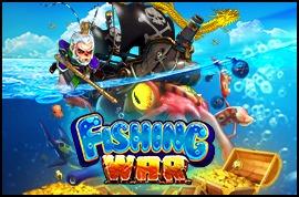 เกมยิงปลา SG FISHING WAR